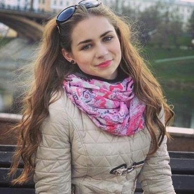 Оксана Фомина, Москва