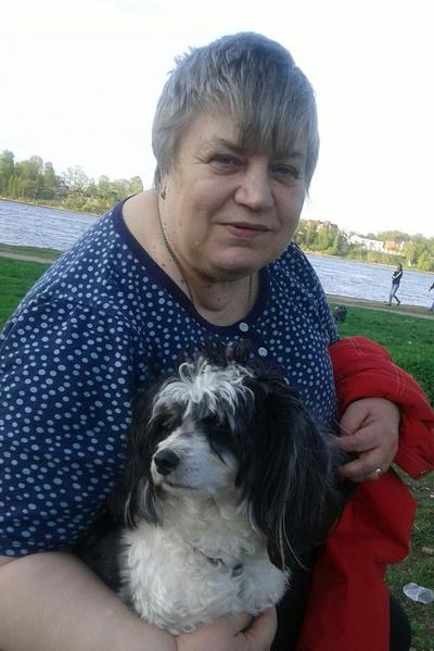 Ольга Марданова, Санкт-Петербург