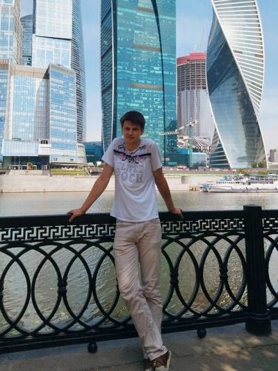 Петр Янов, Москва