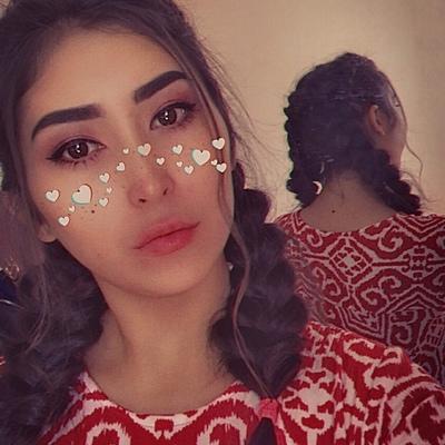 Мадина Каримова, Ташкент