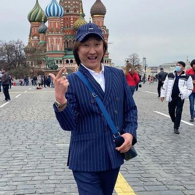 Азамат Айталеев, Москва