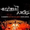 ANIMAL ДЖАZ | 5/11 | Ростов | КРОП ● ARENA