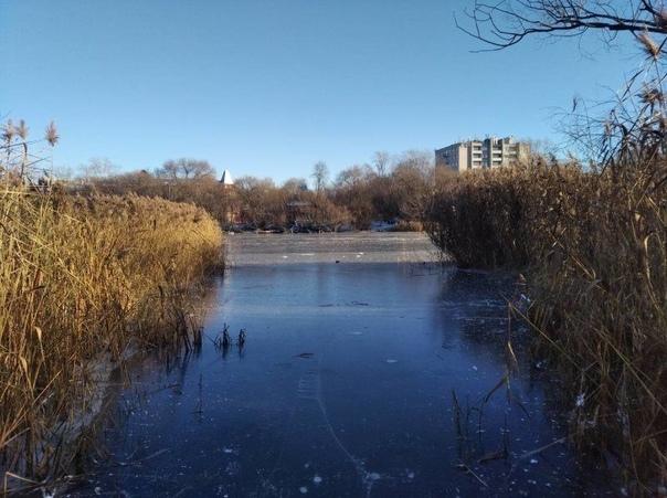 Ульяновец вытащил из ледяной воды «фигуриста»